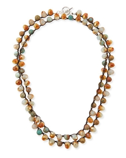 An Old Soul   - Multi-Bead Necklace
