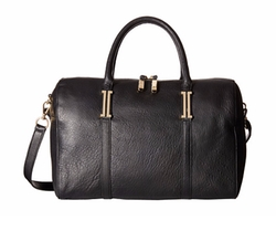 Ivanka Trump - Hudson Barrel Satchel Bag