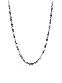 David Yurman  - Knife-Edge Chain Necklace
