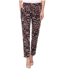 Adrianna Papell  - Printed Kate Fit Pants