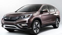 Honda - 2015 CR-V SUV