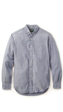 Gitman Vintage  - Chambray Oxford Shirt