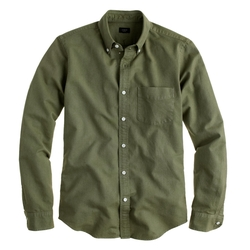 J,Crew - Slim Vintage Oxford Shirt