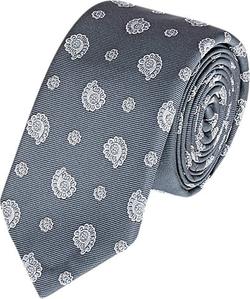 Thom Browne - Paisley Jacquard Necktie