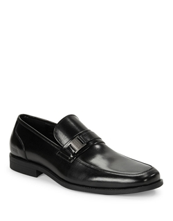 Kenneth Cole Reaction - Bottoms Up Leather Loafers