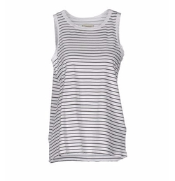 Current/Elliott - Stripe Tank Top