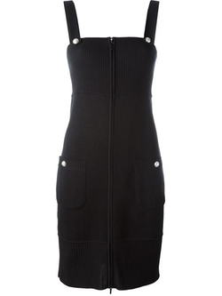 Chanel Vintage - Fitted Knit Dress