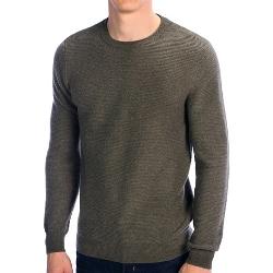 Forte Cashmere  - Texture Stitch Sweater