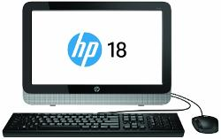 HP  - Pavilion 18.5-inch All-in-One Desktop