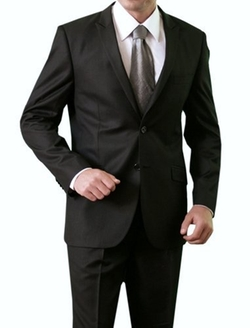 King Formal Wear - Two Button Slim Fit Suit