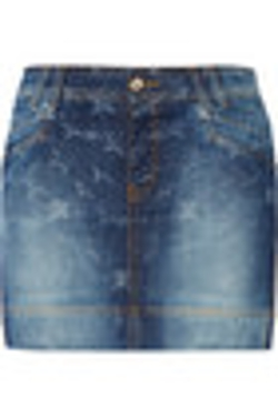 Just Cavalli - Denim Mini Skirt