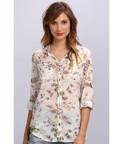 J.A.K.  - Amazon Flower Shirt
