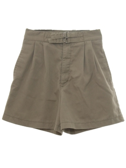 Rusty Zipper - Christian Dior Designer Swim Shorts