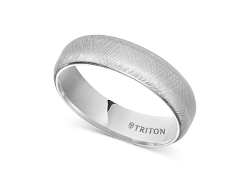 Triton  - Tungsten Wedding Band Ring