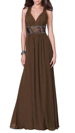 Brl Mall - A Line Sraps Evening Dress
