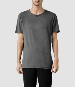 All Saints - Subject Crew T-Shirt