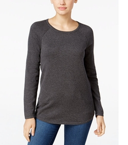 Karen Scott - Crew-Neck Sweater