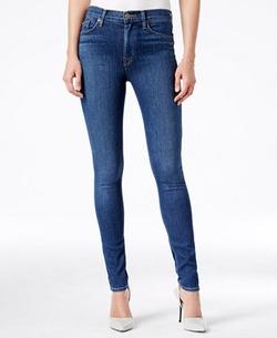 Hudson Jeans - Barbara High-Waist Skinny Jeans