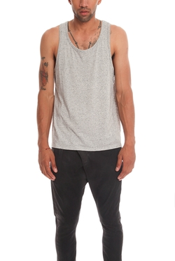 ATM Anthony Thomas Melillo - Heather Grey Tank Top