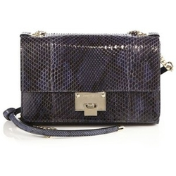 Jimmy Choo - Rebel Python Crossbody Bag
