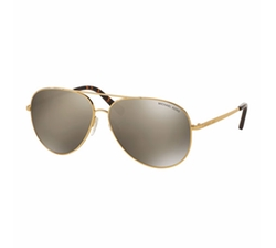 Michael Kors - Mirrored Aviator Sunglasses