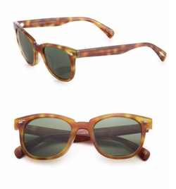 Oliver Peoples - Masek Wayfarer Sunglasses