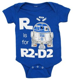Mini Fine - Star Wars Baby Creeper Romper Snapsuit