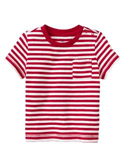 Gap - Stripe pocket tee