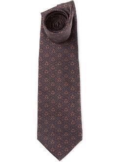 Hermès Vintage - Printed Tie