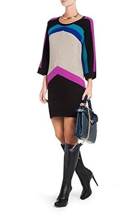 BCBGMAXAZRIA  - Faiza Sweater Dress