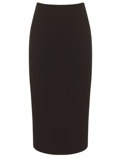T By Alexander Wang - Lux Ponte Pencil Skirt