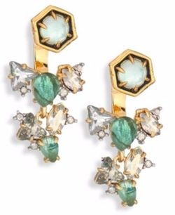 Alexis Bittar  - Elements Mystic Crystal Drop Earrings