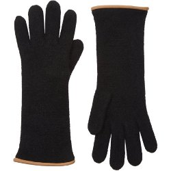 Barneys New York   - Double-Knit Gloves
