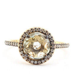 Suzanne Kalan - 18K Yellow Gold Ring