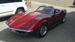 Chevrolet - 1969 Corvette Convertible