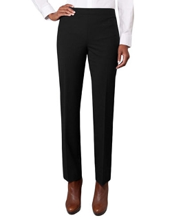 Lafayette 148  - Stretch Wool Bleecker Pants