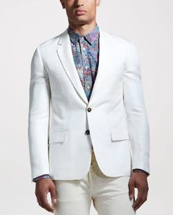 Maison Martin Margiela  - Silk Sport Coat