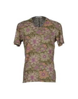 Daniele Alessandrini - Floral Print T-Shirt