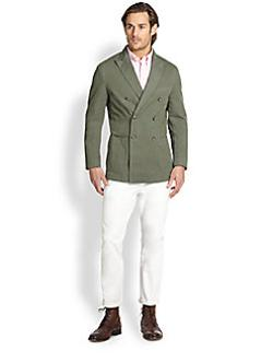 Jack Spade  - Foster Double-Breasted Blazer