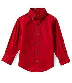 Class Club  - Solid Twill Shirt