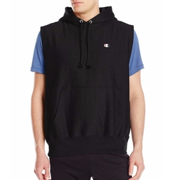 Champion - Reverse Weave Sleeveless Pullover Hoodie