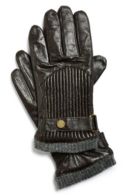 Polo Ralph Lauren - Quilted Leather Gloves
