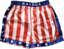 Rocky - American Flag Shorts