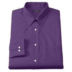 Croft & Barrow - Point Collar Dress Shirt