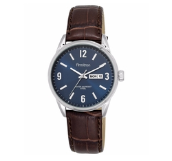 Armitron - Leather Strap Watch