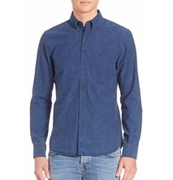 Nudie Jeans - Organic Cotton Woven Shirt