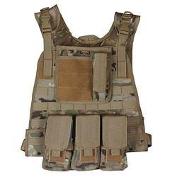 Multicam -   Modular Plate Carrier Vest