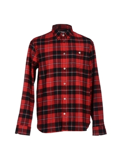 Department 5  - Long Sleeve Button Flannel Shirt