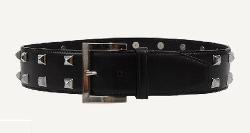 Oscar De La Renta  - Thick Studded Belt