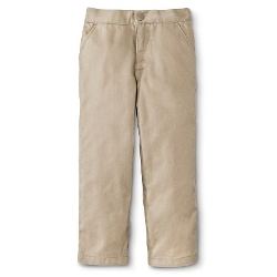 Cherokee - School Uniform Flat Front Pant